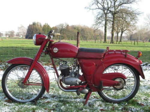 1957 Other Makes JAMES, FAIR RESERVE FREE SHIPP. TO US & OTHER DEST Red for sale